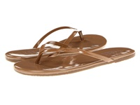 Tkees Flip Flop Waterproof Sunscreen Beach Bum Spf 8 Women's Sandals Bronze