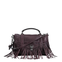 Proenza Schouler Ps1 Medium Fringe Bag