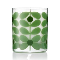 Orla Kiely Basil And Mint Scented Candle