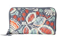 Vera Bradley Accordion Wallet Nomadic Floral Wallet Handbags Multi
