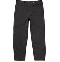 Rag And Bone Wilson Cotton Trousers Black