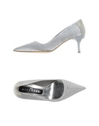 John Richmond Pumps Light Grey
