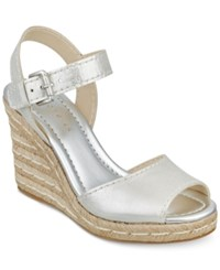 Marc Fisher Maiseey Espadrille Wedge Sandals Women's Shoes
