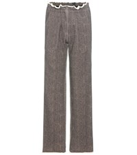 Undercover Cotton Trousers Grey