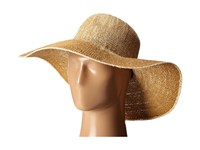 San Diego Hat Company Pbl3028 Ombre Paper Floppy Tobacco Traditional Hats Brown
