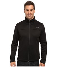 The North Face Schenley Full Zip Tnf Black Men's Fleece