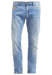 Teddy Smith Ritter Rock Slim Fit Jeans Bleached Bleached Denim
