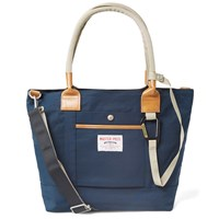 Master Piece Link Two Way Tote Navy