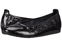 Arche Laius Noir 1 Women's Slip On Shoes Black