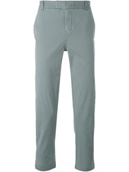 J Brand Stretch Classic Chino Trousers Grey