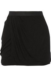 Ag Jeans Draped Jersey Skirt