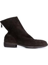 Guidi Pull On Boots Brown