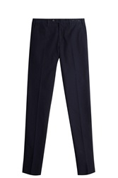 Pt01 Metropole Chino Trousers Navy
