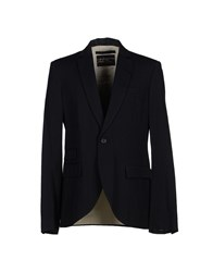 Andrew Mackenzie Suits And Jackets Blazers Men Black