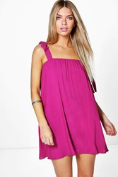 Manuella Shoulder Tie Sundress