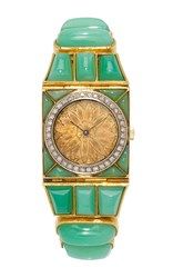 Simon Teakle Chopard Watch Green