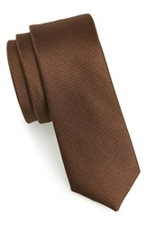 Men's The Tie Bar Woven Silk Tie Online Only