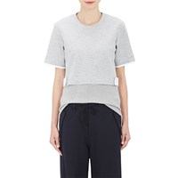 Tim Coppens Layered Back Top Gray