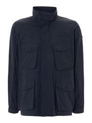 Paul Smith Waterproof 4 Pocket Jacket Navy