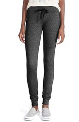 Junior Women's Bp. Jogger Leggings Grey Medium Charcoal Heather