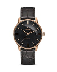 Rado Coupole Classic Automatic Watch 38Mm Black Rose
