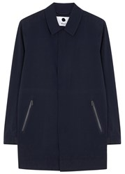 Nn.07 Owen Navy Shell Jacket