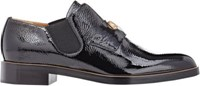 Chloe Women's Glory Penny Loafers Black Size 10.5