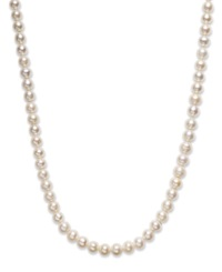 Belle De Mer Pearl Necklace 36' Cultured Freshwater Pearl Endless Strand 8 1 2Mm