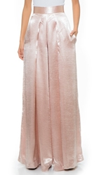 Solace London Stellis Trousers Metal Pink