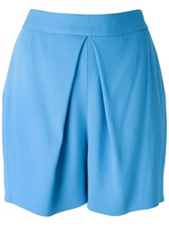 Lala Berlin 'Elise' Shorts Blue
