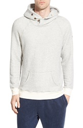 Sol Angeles Cowl Hoodie Heather Grey