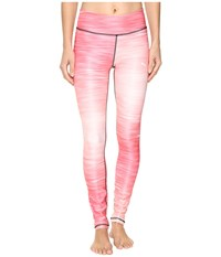 Puma All Eyes On Me Tights Sunkist Coral Veiled Rose Women's Clothing Pink