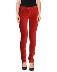 Love Moschino Trousers Casual Trousers Women Red