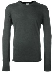 Paul Smith Crew Neck Jumper Green