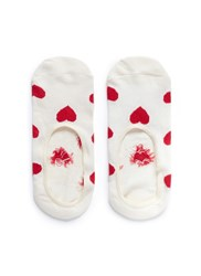 Happy Socks Heart Liner Multi Colour