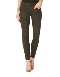 Sanctuary Ace Skinny Zipped Pocket Jeans Heritage Camo