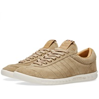 Adidas Hamburg Freizeit Hemp Chalk White And Mesa