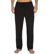 Ralph Lauren Modal Luxury Pyjama Trousers Black