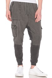 John Elliott Safari Sweat Gray