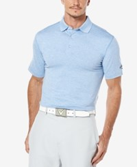 Callaway Men's Golf Performance Heathered Polo Provence