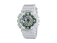 G Shock Ga 110Ts Gray Green Sport Watches Multi