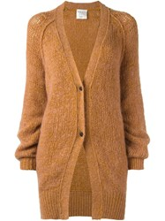 Forte Forte Two Button Cardigan Nude Neutrals