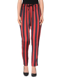 Alice San Diego Trousers Casual Trousers Women Red