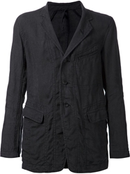 The Viridi Anne Buttoned Jacket Grey