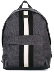 Bally 'Hingis' Backpack Grey