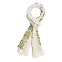Gerard Darel Ave Scarf Lime