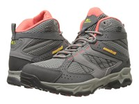 Montrail Sierravada Mid Outdry Light Grey Zour Women's Shoes Gray