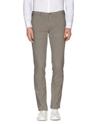 40Weft Trousers Casual Trousers Men Grey