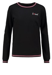 Evenandodd Sweatshirt Black