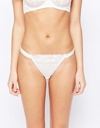 Ultimo Treasure Bikini Brief White